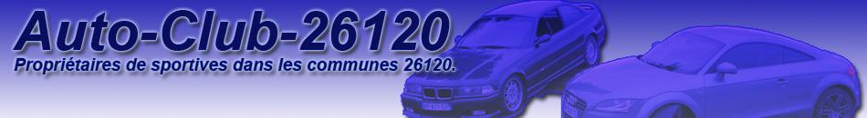 Retour accueil Auto-Club-26120