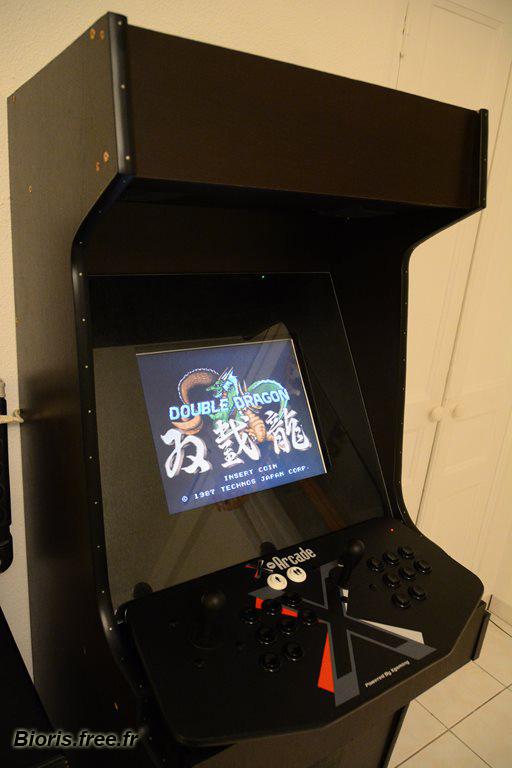 borne arcade ecran lcd